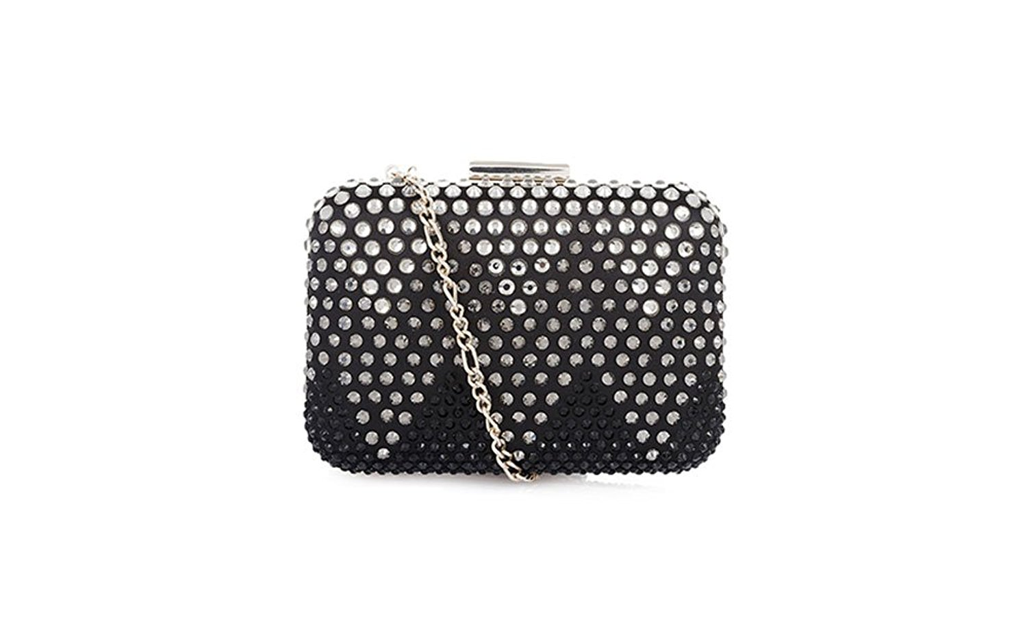 d962a00ab3db5 PINKO BAG MISS BELLE CLUTCH CON STRASS E CATINELLA - Weddiness ...