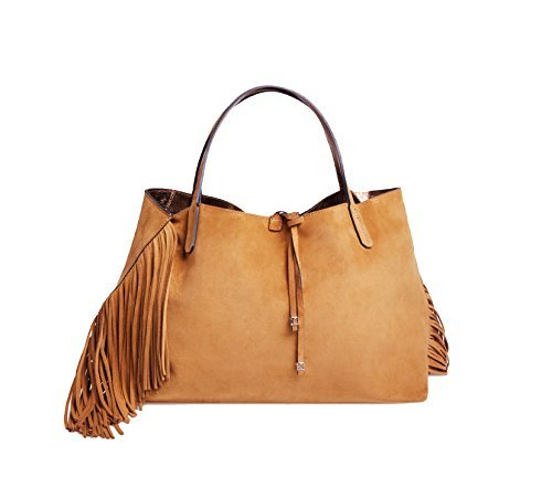 Home Donna Accessori Donna Shopping bag – borsa a mano Ray Fringes Medium – GIANNI  CHIARINI.    912e6fd6e1a
